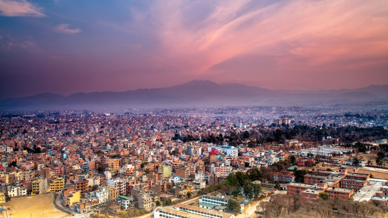 Beautiful-Kathmandu-City