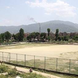 Maheshwori Football Ground